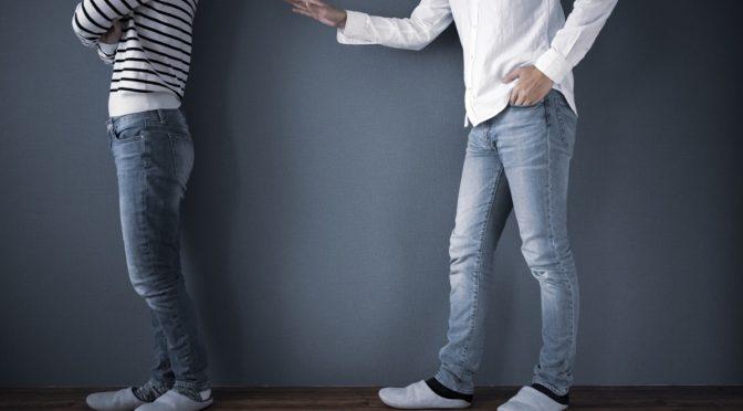 夫婦ケンカの原因を妻の不幸な生い立ちに求めながら男がのたまう理想の夫婦像