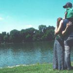 俺と娘と孫で良かった生活。横取りした既婚彼氏に離婚成立の挨拶後も睨み利かす