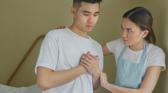 アタシが辛い。気胸を治療しつつ弱音吐かず宅浪で頑張る息子19歳